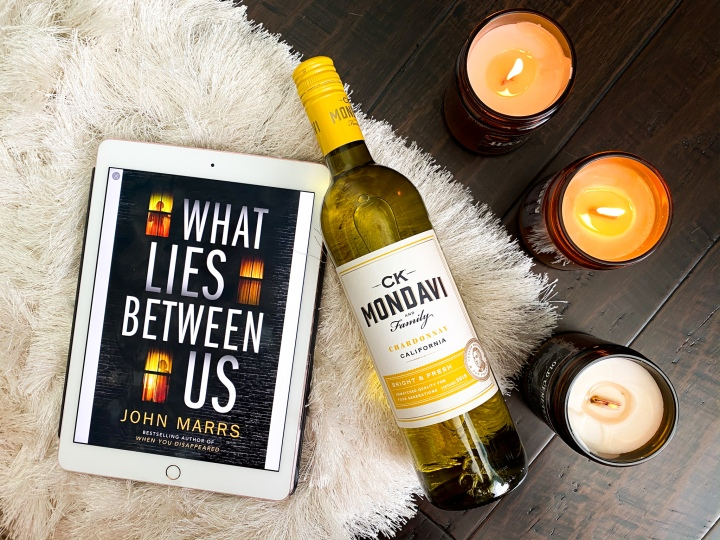 What Lies Between Us – John Marrs Review