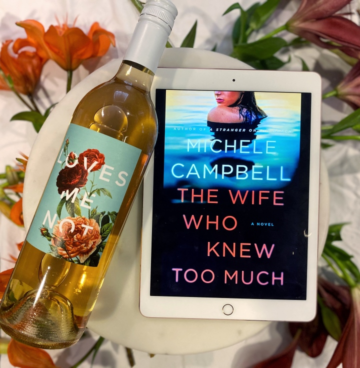 The Wife Who Knew Too Much-Review